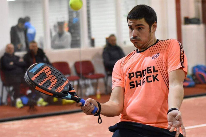 Javier Serrats - iPadel Ltd Player