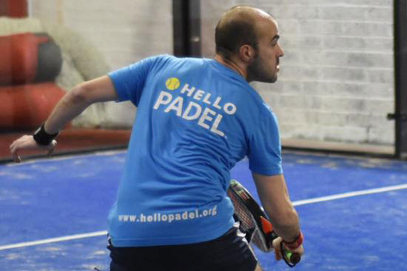 Dani Roqué - iPadel Ltd Player