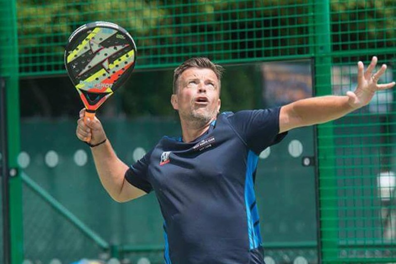 Nick Macey - iPadel Ltd Player