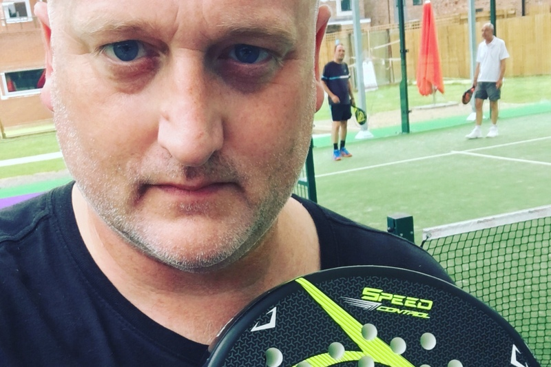 Chris Tappenden - iPadel Ltd Player