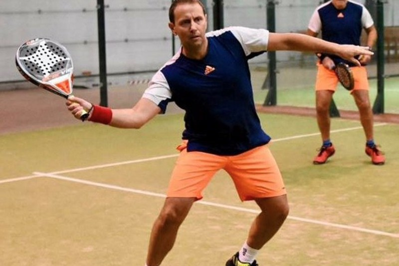 Rob Bond - iPadel Ltd Player