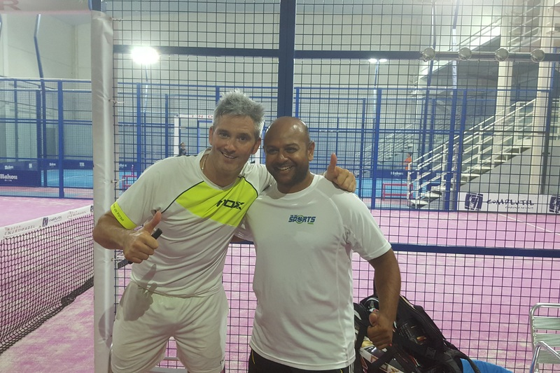 Brian D'Silva - iPadel Ltd Player