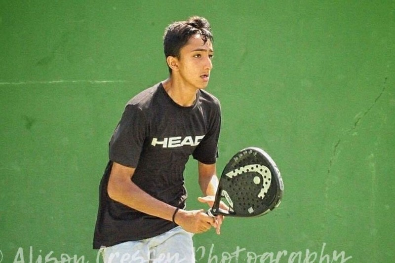 Nikhil Mohindra - iPadel Ltd Player
