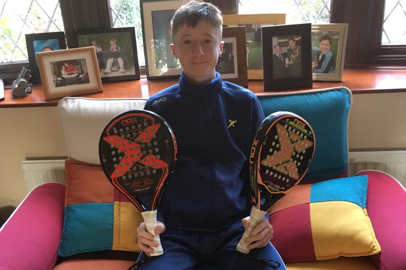 Ethan Bardo - iPadel Ltd Player