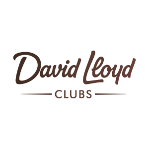 David Lloyd Bushey's club badge