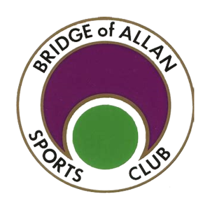 Click for more on Bridge of Allan Sports Club