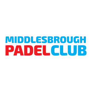 Middlesbrough Padel Club's club badge